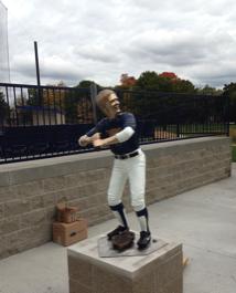 Trey's Statue